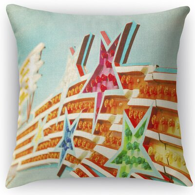 Tomita Star Accent Pillow Size: 16 H x 16 W x 5 D