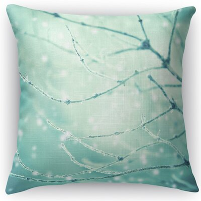 Sparkle And Glow Throw Pillow Size: 16 H x 16 W x 5 D