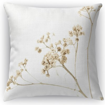 Still Life 1 Throw Pillow Size: 16 H x 16 W x 5 D