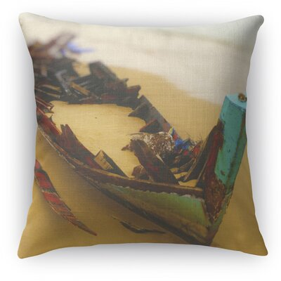 Stranded Throw Pillow Size: 16 H x 16 W x 5 D