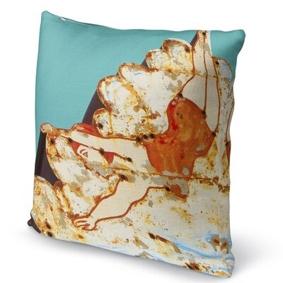 Take The Plunge Accent Pillow Size: 18 H x 18 W x 5 D