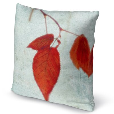 The Last Leaves Accent Pillow Size: 18 H x 18 W x 5 D
