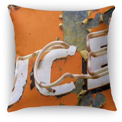 Uce Throw Pillow Size: 24 H x 24 W x 5 D
