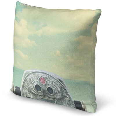 Accent Pillow Size: 24 H x 24 W x 5 D