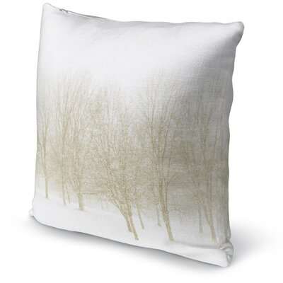 Accent Pillow Size: 16 H x 16 W x 5 D
