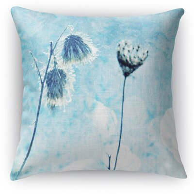 Winter Throw Pillow Size: 18 H x 18 W x 5 D