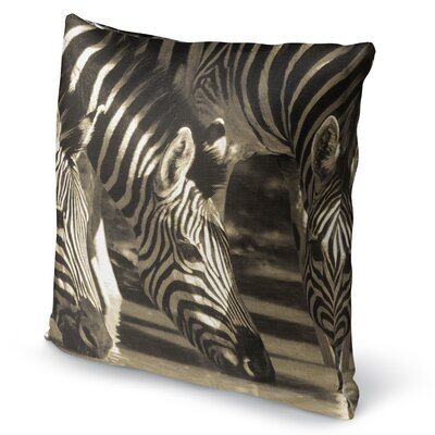 Zzz Accent Pillow Size: 16 H x 16 W x 5 D