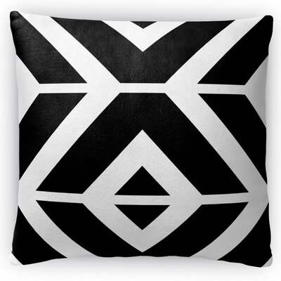Montilla Throw Pillow Size: 18 H x 18 W x 4 D