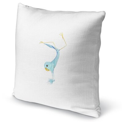 Crystal Handstand Accent Pillow