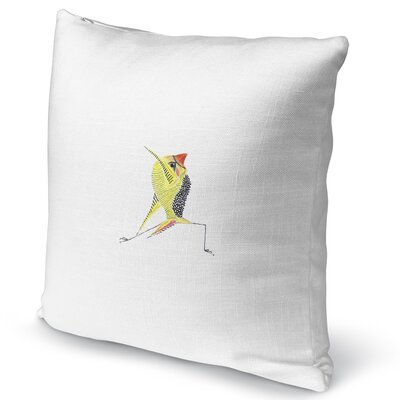 Finch Reverse Accent Pillow
