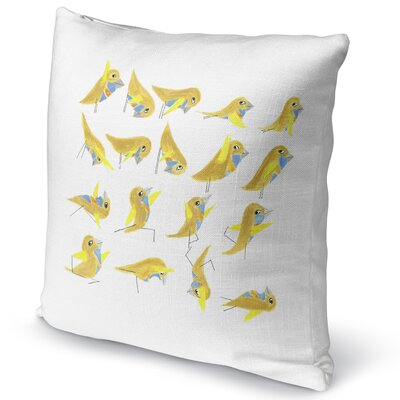 Finch Series Accent Pillow
