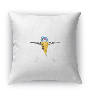 Treeswift Warrior Accent Pillow