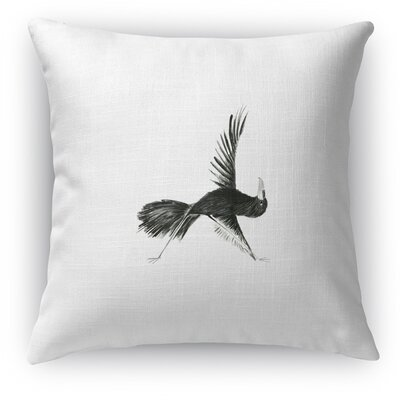 Orioles In Anjaney Asana Throw Pillow