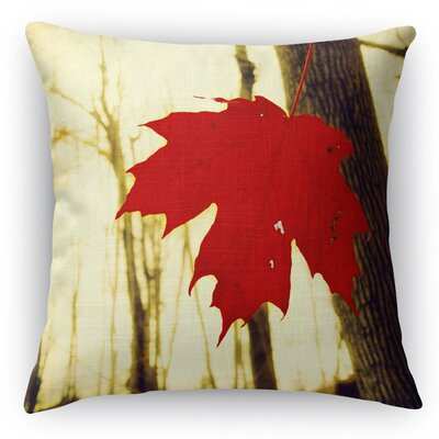 One Throw Pillow Size: 18 H x 18 W x 5 D