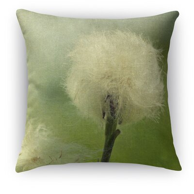 On The Wind Throw Pillow Size: 18 H x 18 W x 5 D