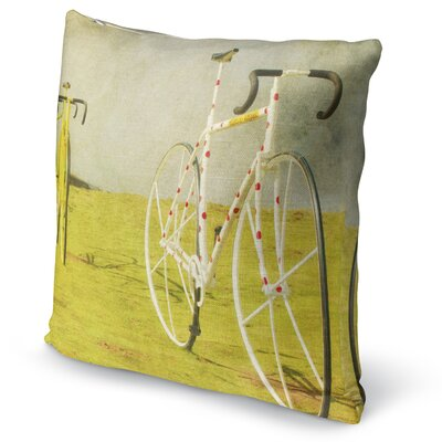 Le Tour Accent Pillow Size: 16 H x 16 W x 5 D