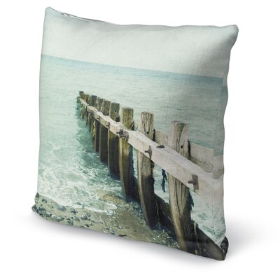 Jetty Accent Pillow Size: 16 H x 16 W x 5 D