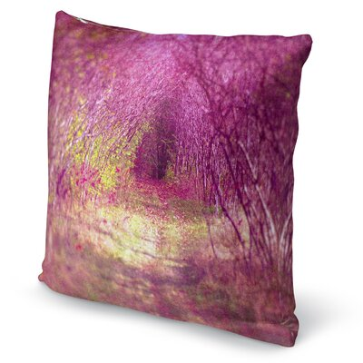Into the Light Accent Pillow Size: 24 H x 24 W x 5 D