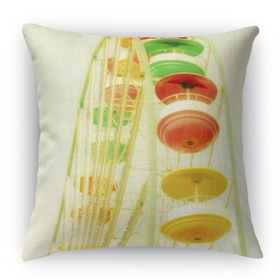 Gumdrops Throw Pillow Size: 24 H x 24 W x 5 D