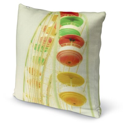 Gumdrops Accent Pillow Size: 24 H x 24 W x 5 D