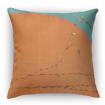 Grand Throw Pillow Size: 18 H x 18 W x 5 D