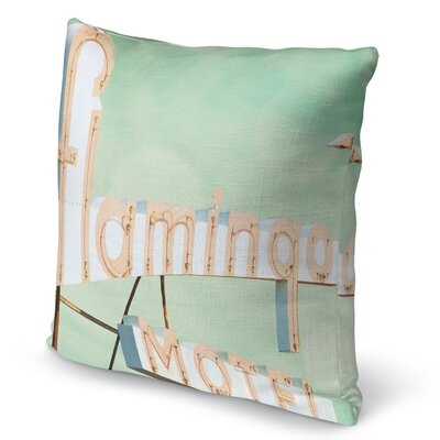 Crawfordsland Throw Pillow Size: 18 H x 18 W x 5 D