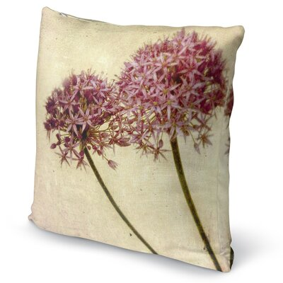 Fireworks Fill The Sky Accent Pillow Size: 16 H x 16 W x 5 D