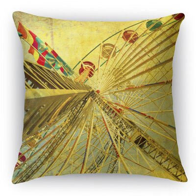 Tonkin Accent Pillow Size: 18