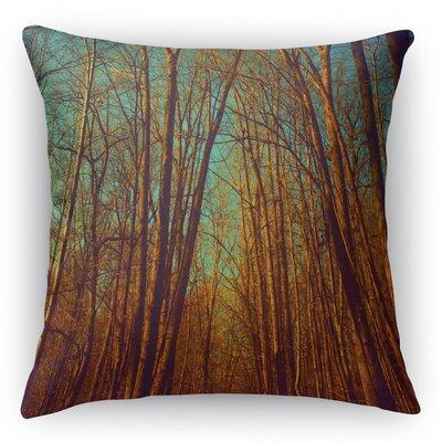 Enchanted Throw Pillow Size: 24 H x 24 W x 5 D