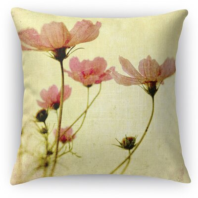 Cosmos Throw Pillow Size: 18 H x 18 W x 5 D