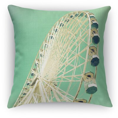 Big Accent Pillow Throw Pillow Size: 16 H x 16 W x 5 D