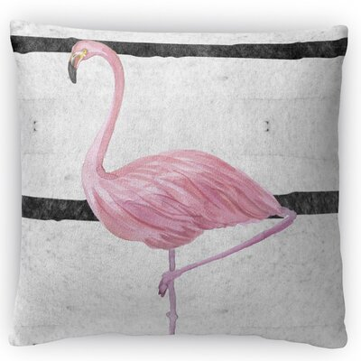 Crawfordsland Throw Pillow Size: 18 H x 18 W x 4 D