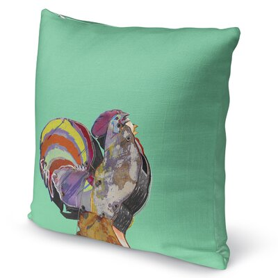 Loiret Throw Pillow Size: 18 H x 18 W x 5 D