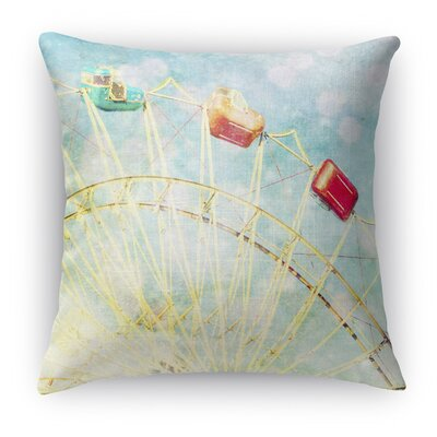 Baby Throw Pillow Size: 24 H x 24 W x 5 D