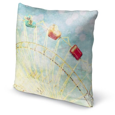 Baby Accent Pillow Size: 24 H x 24 W x 5 D