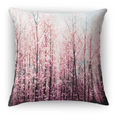 Awash Throw Pillow Size: 24 H x 24 W x 5 D