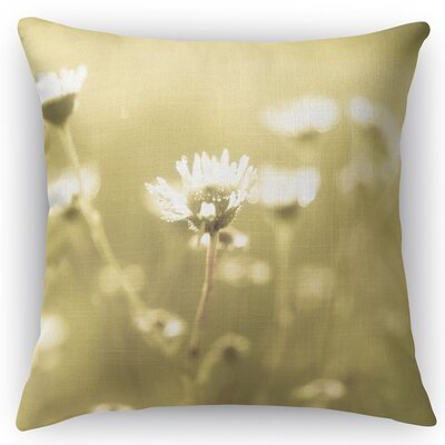 As If To Dream Throw Pillow Size: 24 H x 24 W x 5 D
