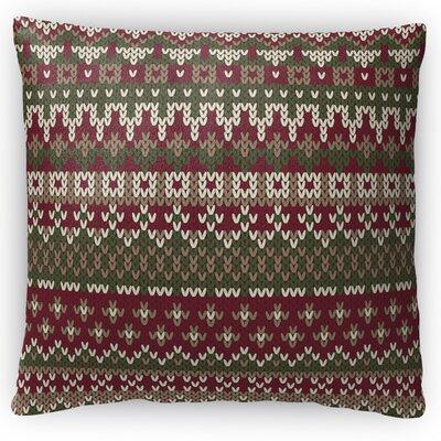 Mollien Throw Pillow Size: 16 H x 16 W x 4 D
