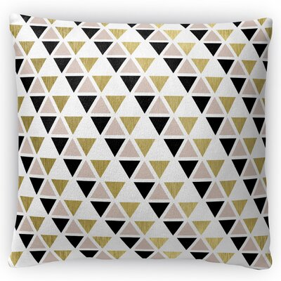 Throw Pillow Size: 18 H x 18 W x 4 D