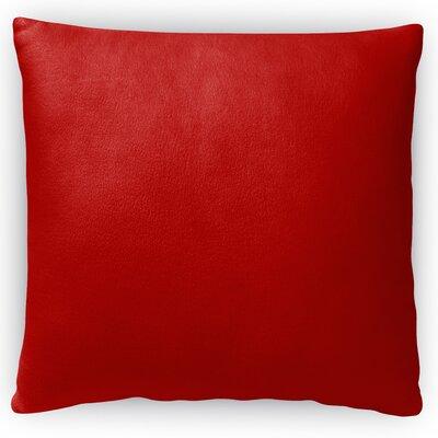 Deer Plaid Throw Pillow Size: 16 H x 16 W x 4 D