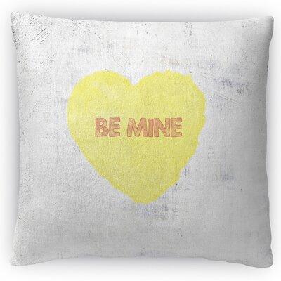Ridgeley Throw Pillow Size: 16 H x 16 W x 4 D