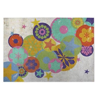 Rising Stars Doormat Rug Size: 8 x 10