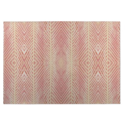 Palms Doormat Rug Size: Square 8