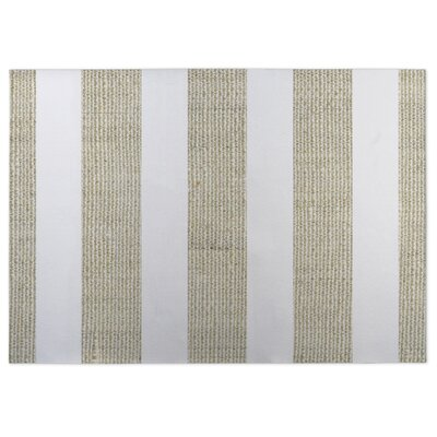 Centerville Doormat Color: Gold, Rug Size: Square 8