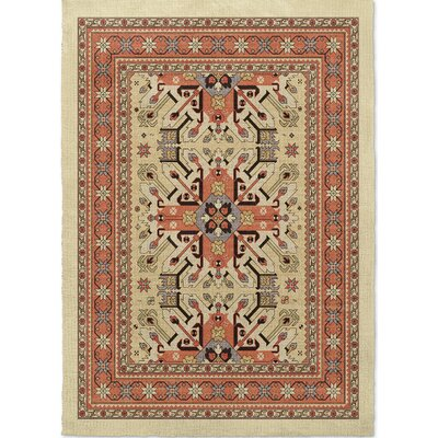 Cabo Ivory Area Rug Rug Size: 3 x 5