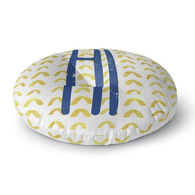 Kirsten Floor Pillow Size: 26 H x 26 W