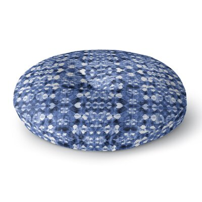 Janis Mirror Floor Pillow Size: 26 H x 26 W