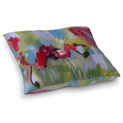 Ritz and Gritz Floor Pillow Size: 23 H x 23 W