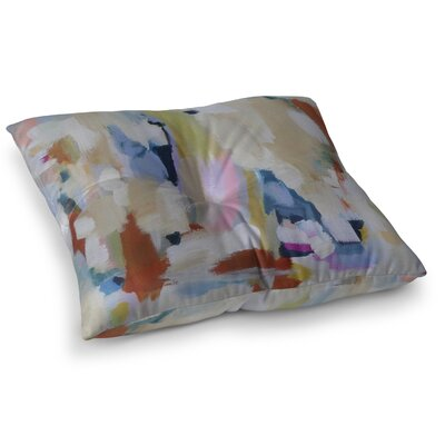 Hello, Sailor Floor Pillow Size: 23 H x 23 W