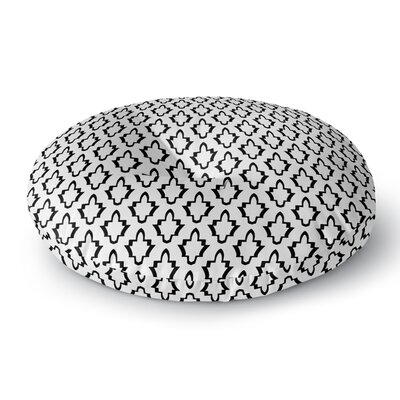 Directional Floor Pillow Size: 26 H x 26 W